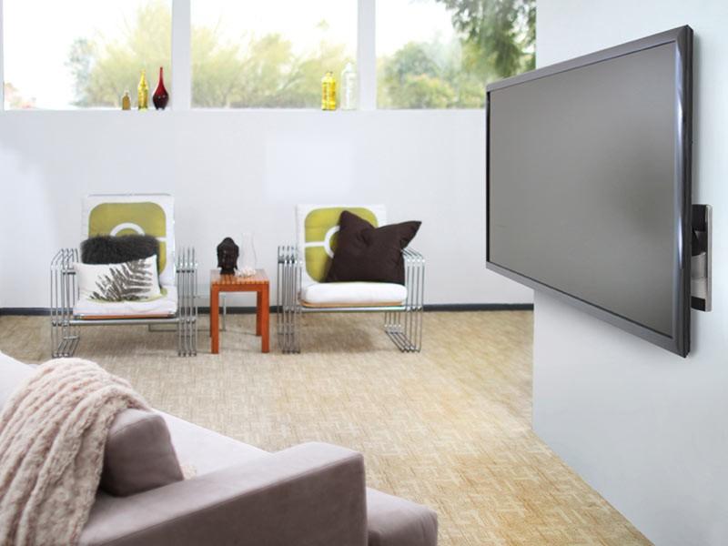 Ergotron, Interaktiver Arm VHD, TV Wandhalterung, 45-304-026