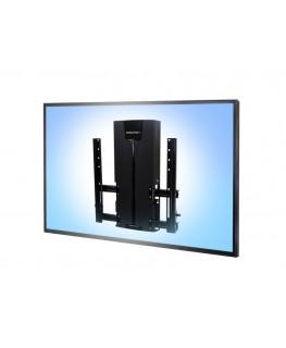 ergotron glide monitorhalterung wandhalterung schwenkarm. Black Bedroom Furniture Sets. Home Design Ideas