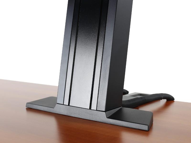 Ergotron Workfit Sr Sit Stand Tischhalterung 33 420 085 Kurz
